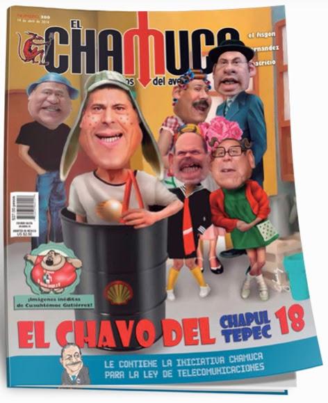 EL CHAMUCO 300