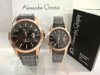 daftar harga jam tangan alexandre christie couple