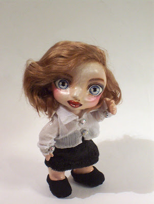 porcelain ball jointed doll argentina art doll ooak arte muñecas