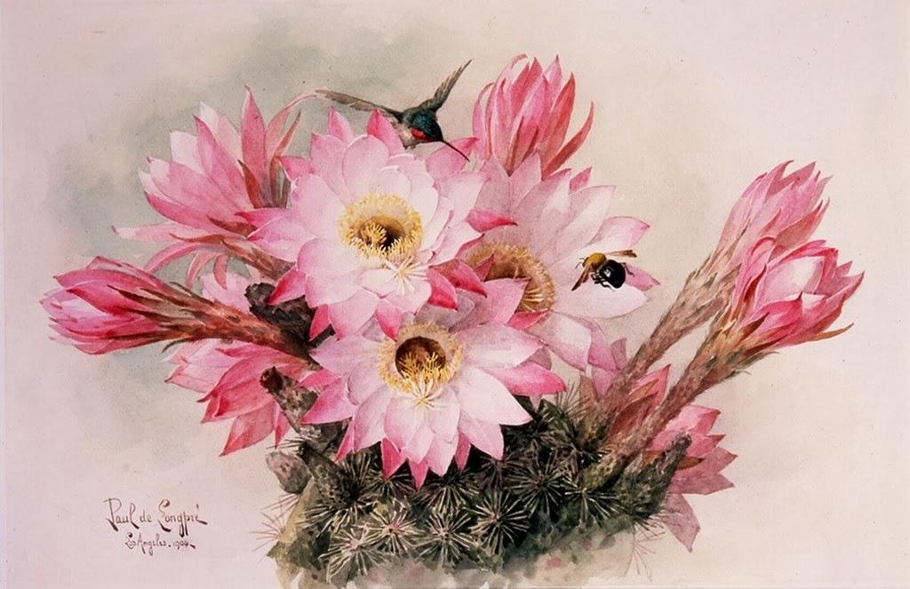 pintor--famoso-flores