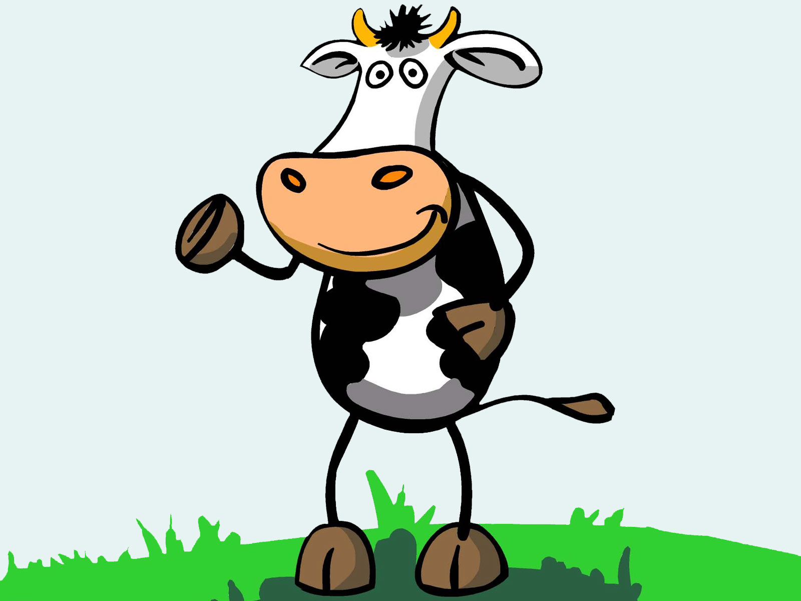 Cartoon Cows Wallpaper Cartoon Wallpaper