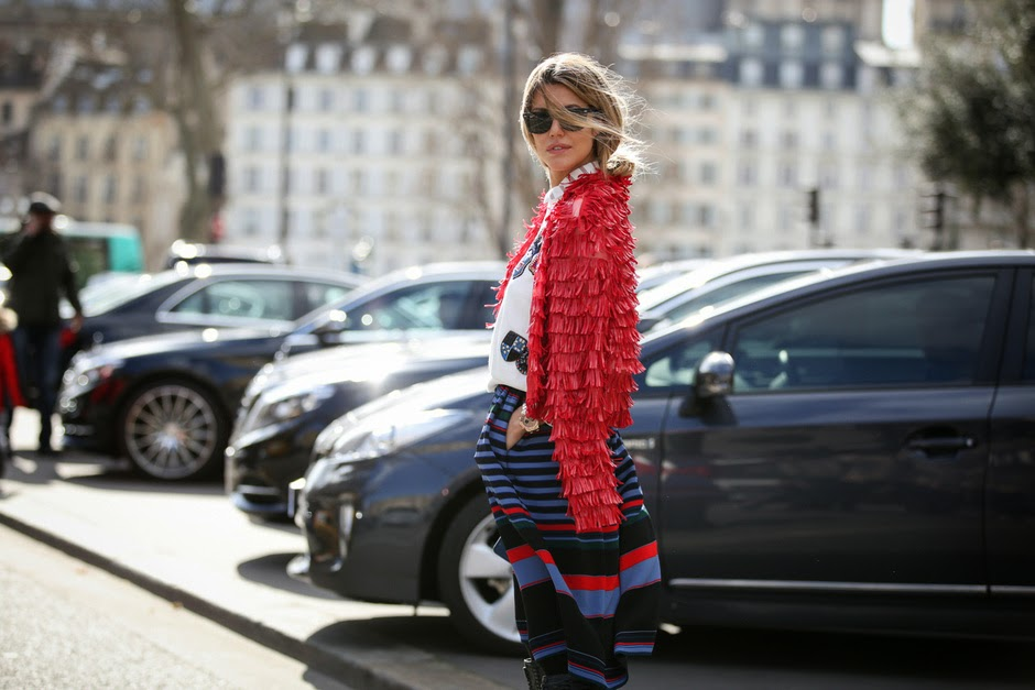 street style parigi fashion week mariafelicia magno colorblock by felym blog di moda blogger italiane di moda mariafelicia magno fashion blogger color-block by felym fashion bloggers italy street style paris fashion week