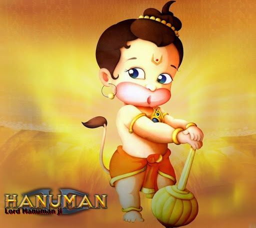 Hanuman Cartoon Wallpapers