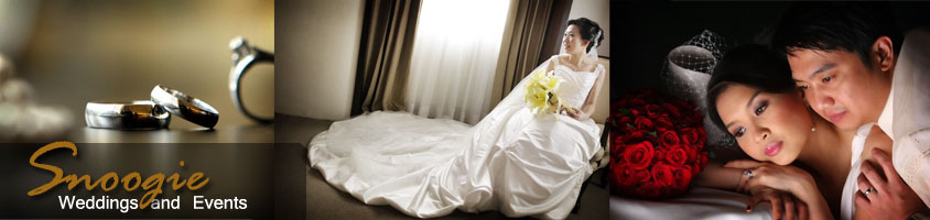 Snoogie Weddings & Events - Wedding Planner in Cebu