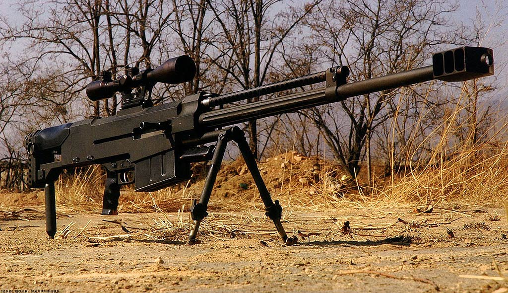 Syrian Rebels Using Chinese Long Range M99 Anti-Materiel ...