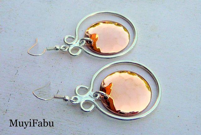 Hoop Earrings at Rubylane.com