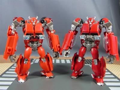 Cliffjumper Transformers Prime Takara