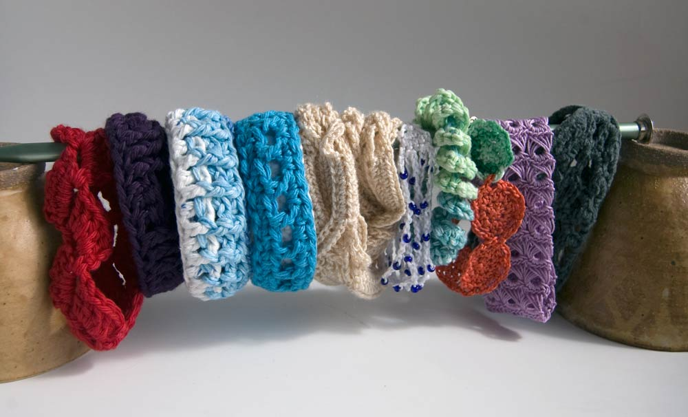 Free Downloadable Crochet Jewelry Patterns ~ manet for .