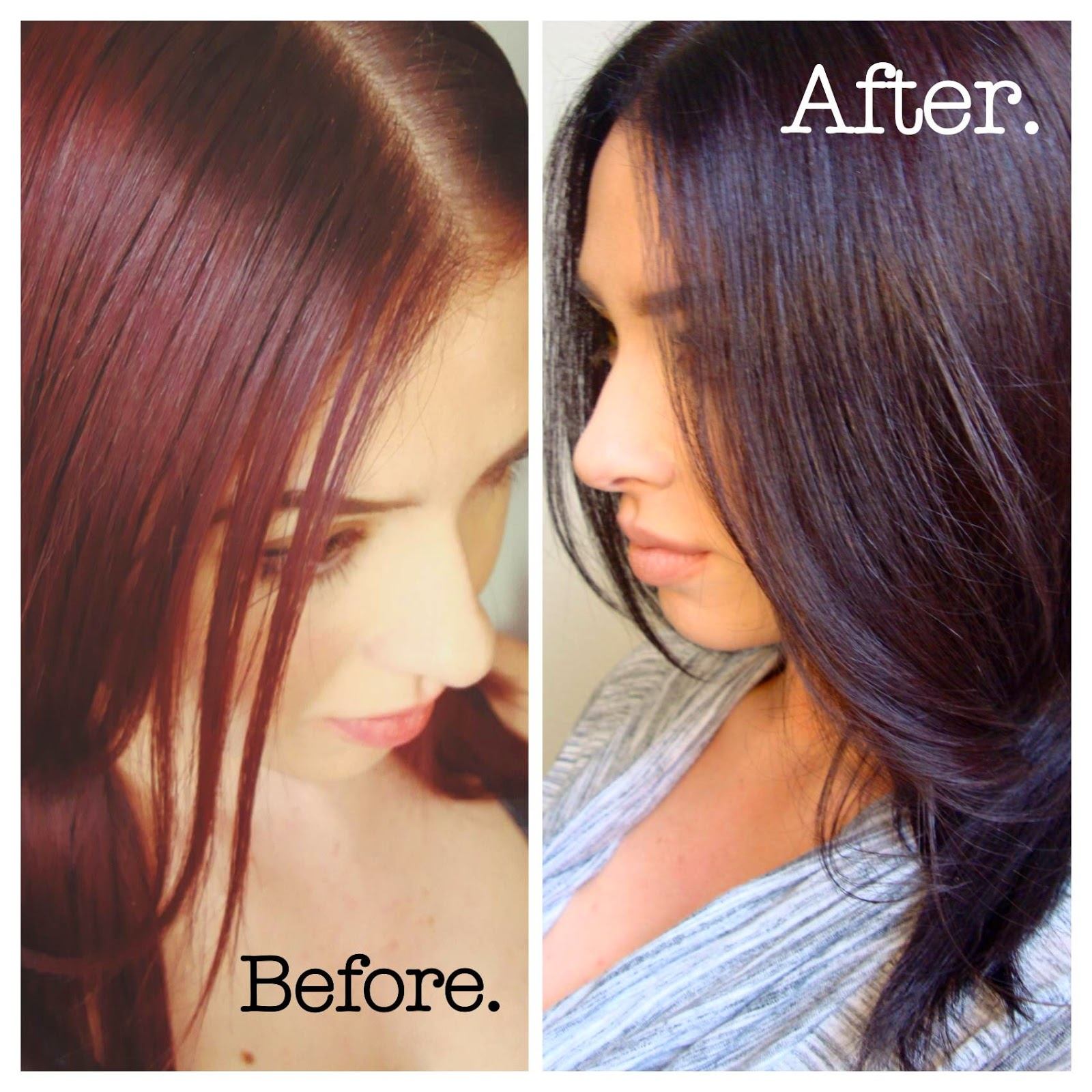 Ion Hair Color Remover Before And After