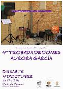 IV Trobada Aurora Garcia