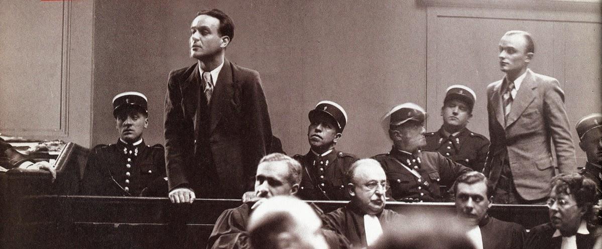 The trial of Eugene Weidmann