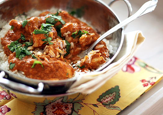 how to make butter chicken thank you