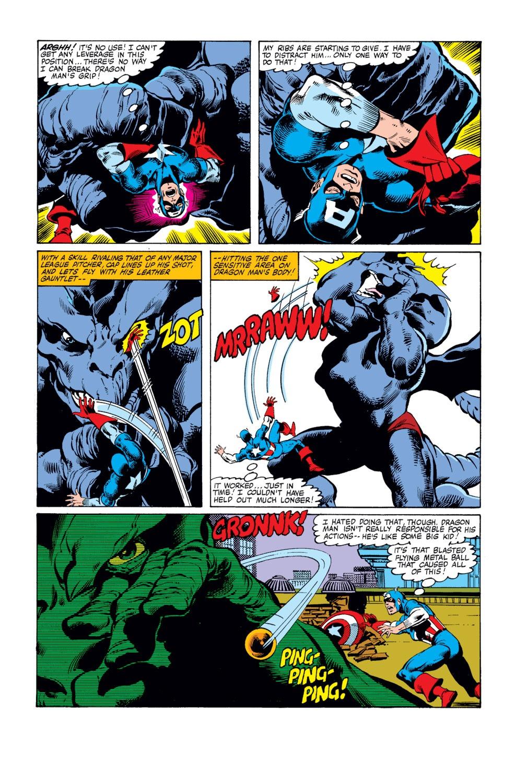 Captain America (1968) Issue #249 #164 - English 3
