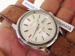 SEIKO BELLMATIC WHITE SILVER DIAL - AUTOMATIC 4006 7012