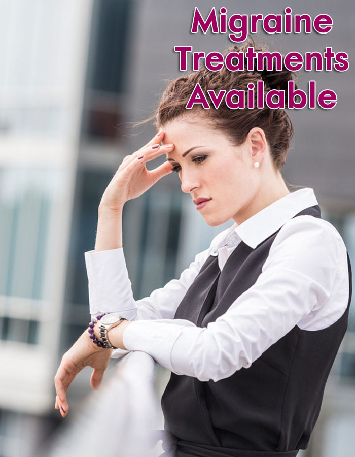 Migraine Treatments Available
