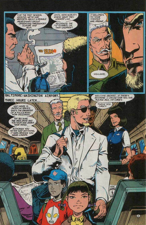 Deathstroke (1991) Issue #55 #60 - English 17