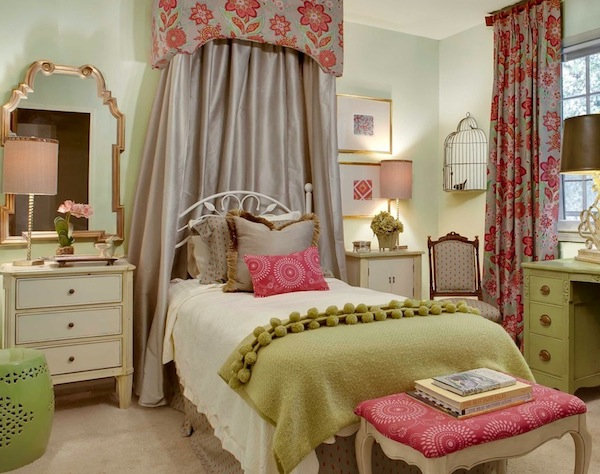 non traditional colors ideas for baby girls rooms decorate interior