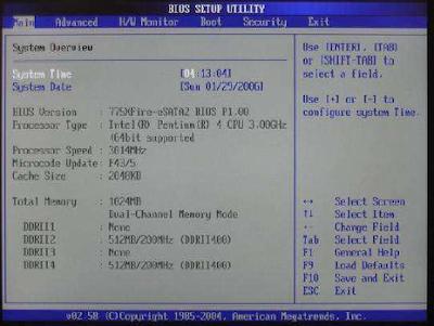 Cara Melakukan Update BIOS (Flashing BIOS) dari USB Flashdisk