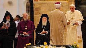 Se embriaga con la sangre de los martires (falso ecumenismo)