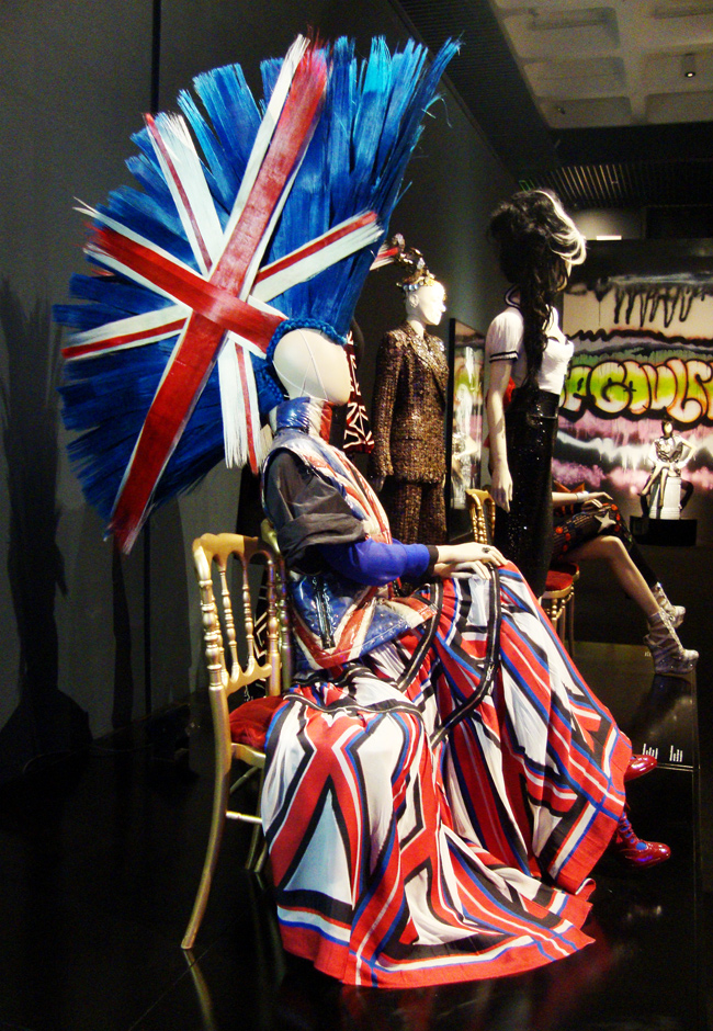 Jean Paul Gaultier, Punk, British Punk