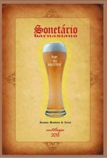 SONETÁRIO BARNASIANO. Antologia.  Org. Wilson Roberto de Carvalho. Ed. Utopia. (2011)