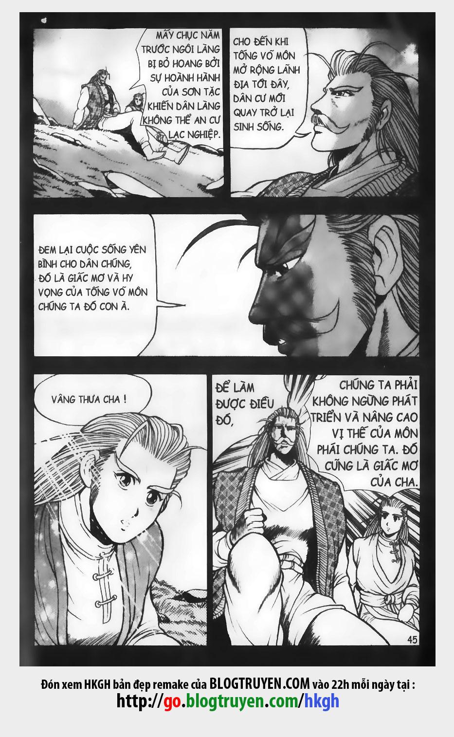 Hiệp Khách Giang Hồ chap 30 page 17 - IZTruyenTranh.com