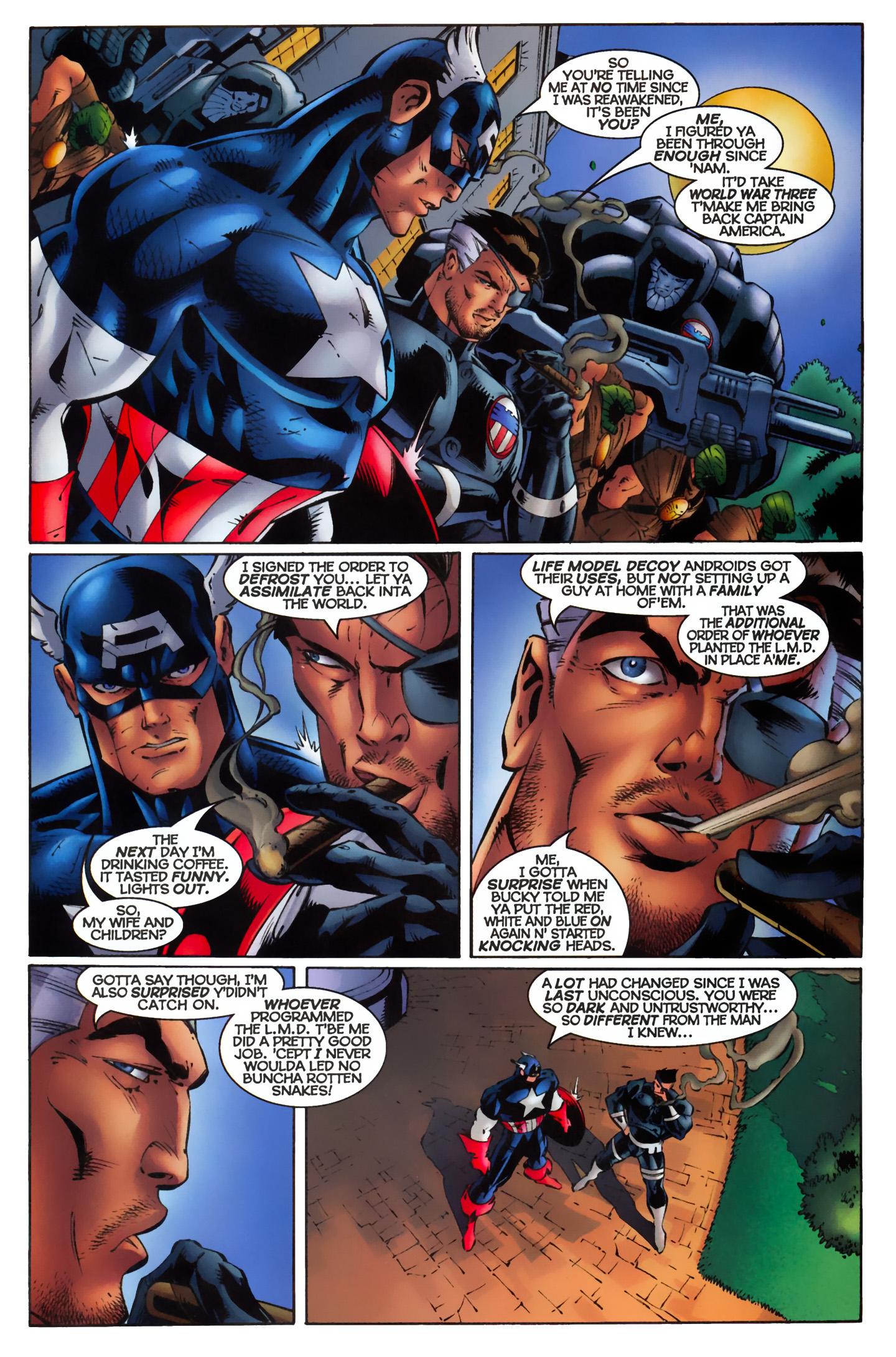 Captain America (1996) Issue #11 #11 - English 20