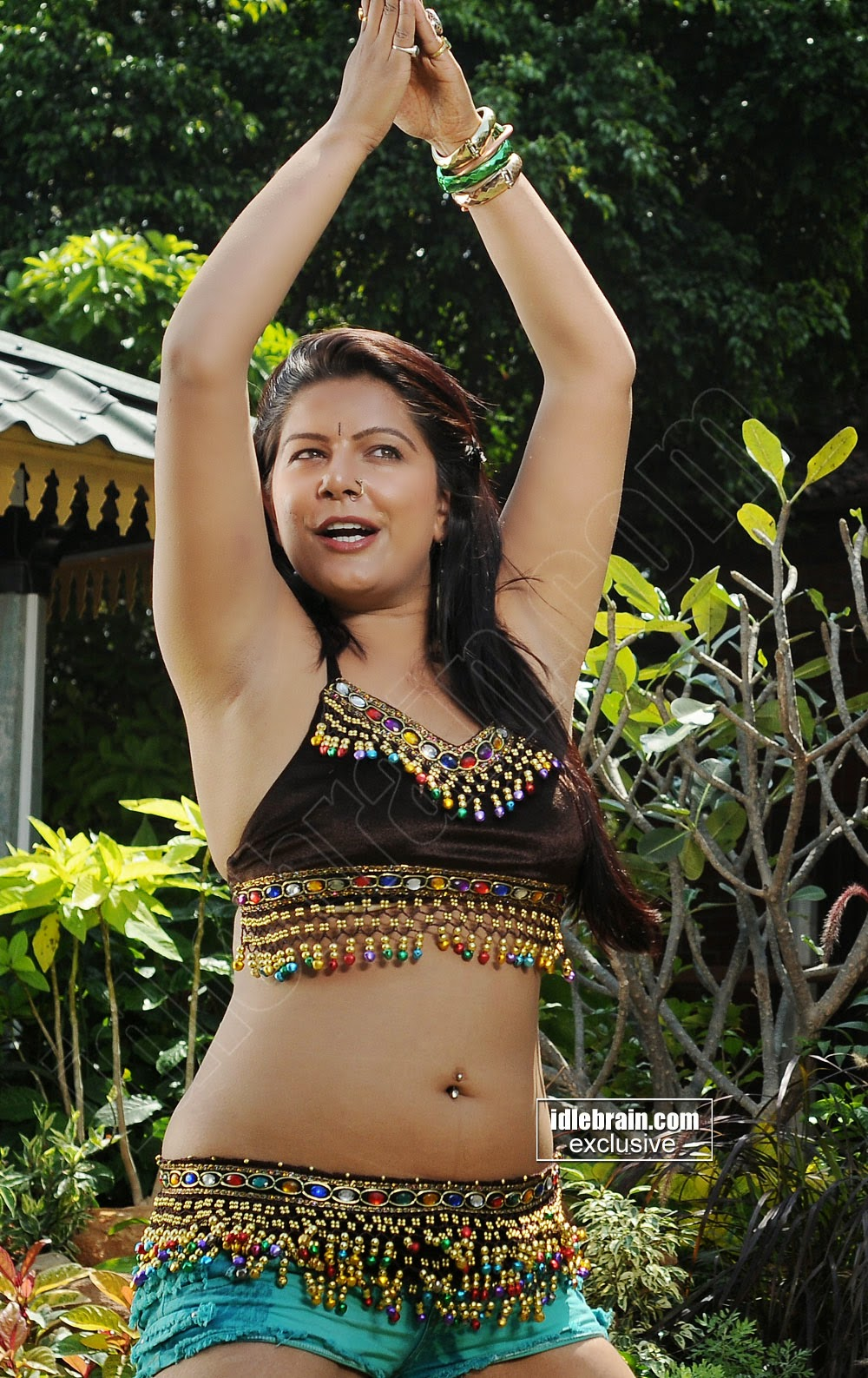 Malayalam Movie Actress Reva hot
