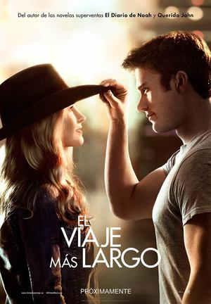 Poster The Longest Ride 2015