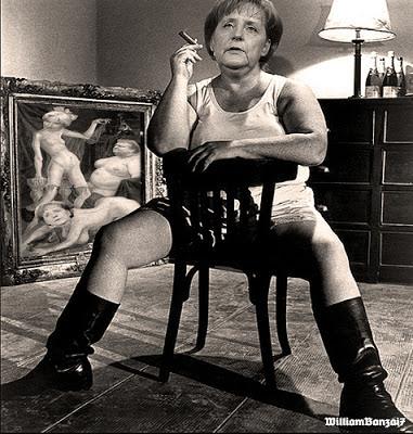 Οι  Γερμανοί είναι απόλυτα  ειλικρινείς .... επιθυμούν να  ξεπεράσουν αυτό που κατ  'ευφημισμό αποκαλείται ….  το πρόβλημα της ιστορίας !