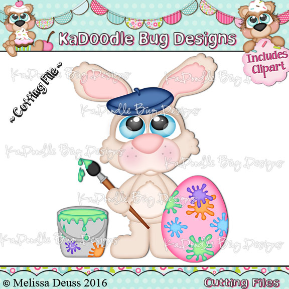 I design for KaDoodle Bug Designs