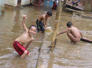 Banjir Kepung Jakarta