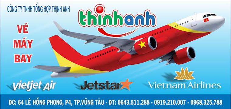 Đại lý vé máy bay Thịnh Anh - 64 Lê Hồng Phong, Phường 4, TP Vũng Tàu