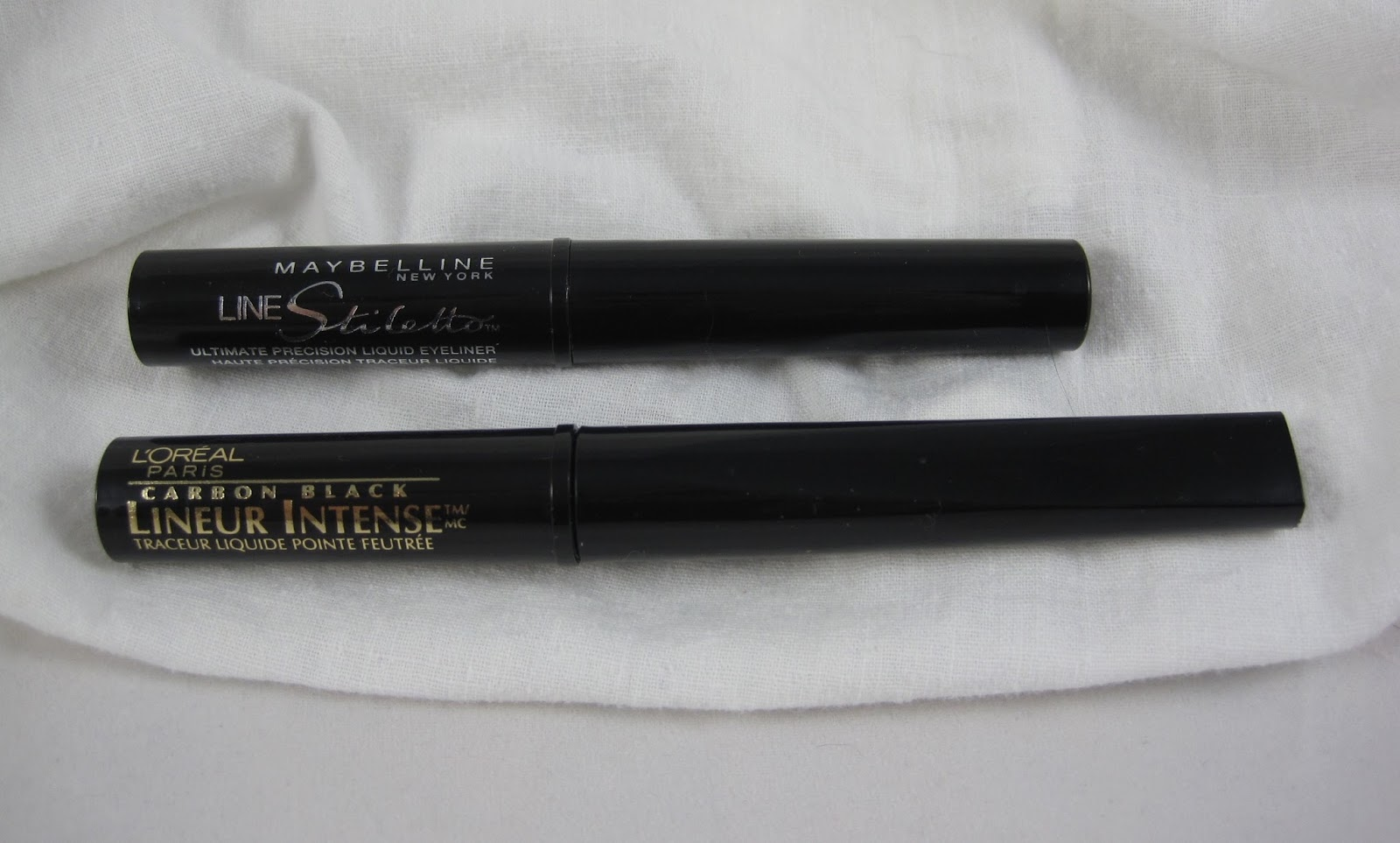 STYLISH BUN ✧: Review: L'Oreal Lineur Intense Liquid Eyeliner and ...