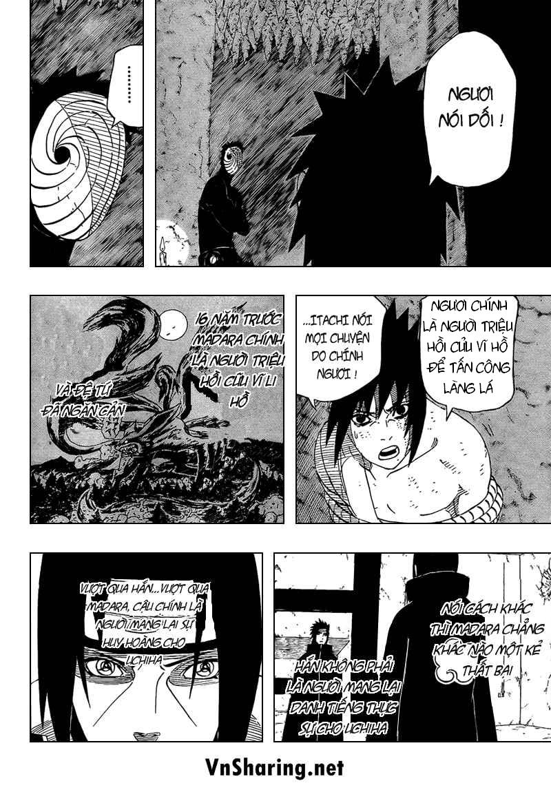 Naruto chap 401 Trang 5 - Mangak.info