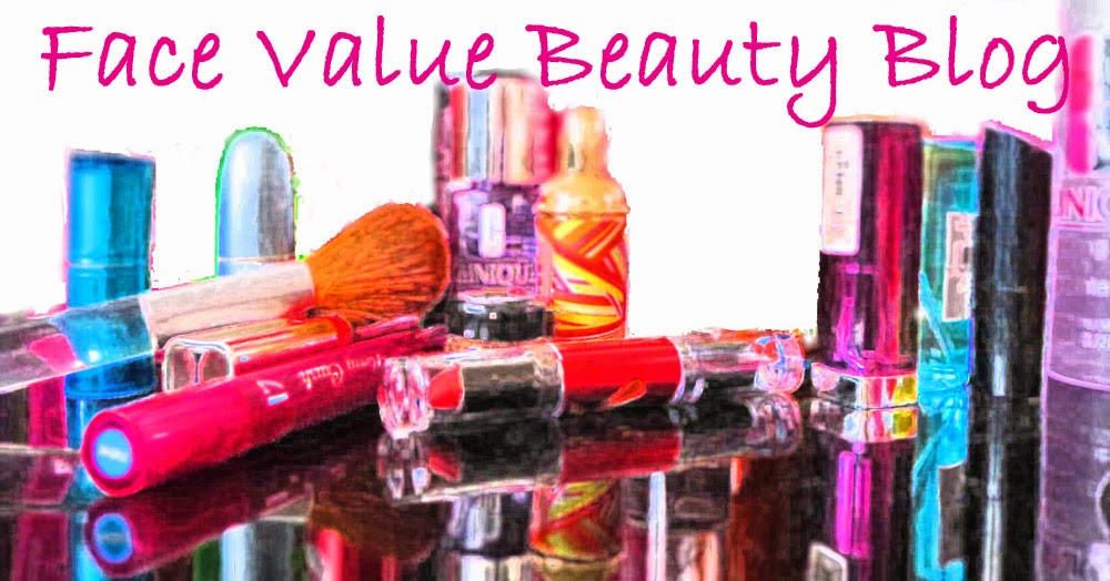 Face Value Beauty Blog