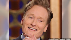 Conan O'Brien visits Asheville
