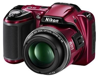 gadgetpro enterprise What Nikon Coolpix Digital Camera Nikon Coolpix L810 16.1 MP