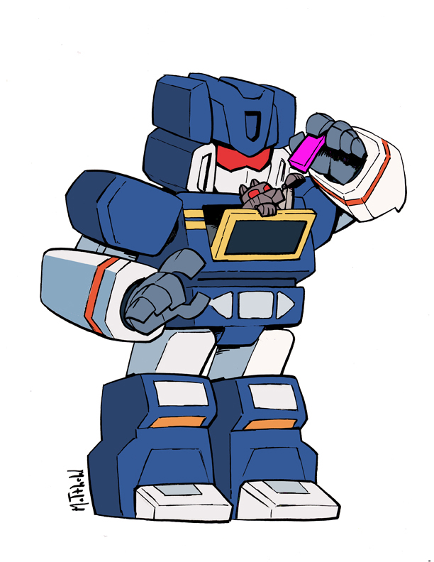 Soundwave minecraft skin - Transformers a colorier ...