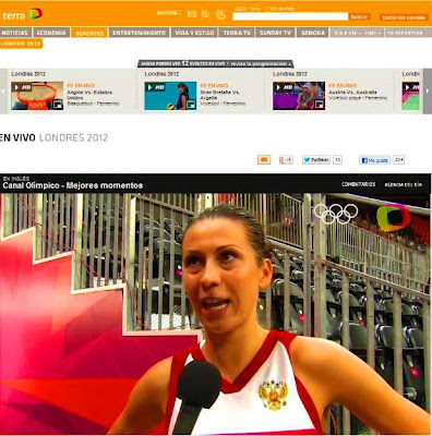 Londres: Transmisiones en linea TV. Olimpiadas 2012