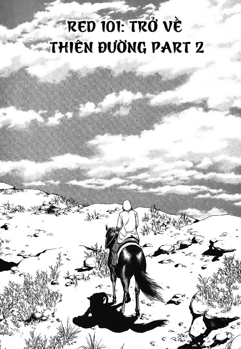 Red Living On The Edge - Người Da Đỏ Lang Thang: Chapter 101