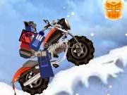 Transformers Prime Ice Race | Toptenjuegos.blogspot.com