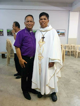 Ordination of Fr. Arnel Nunez of CEC