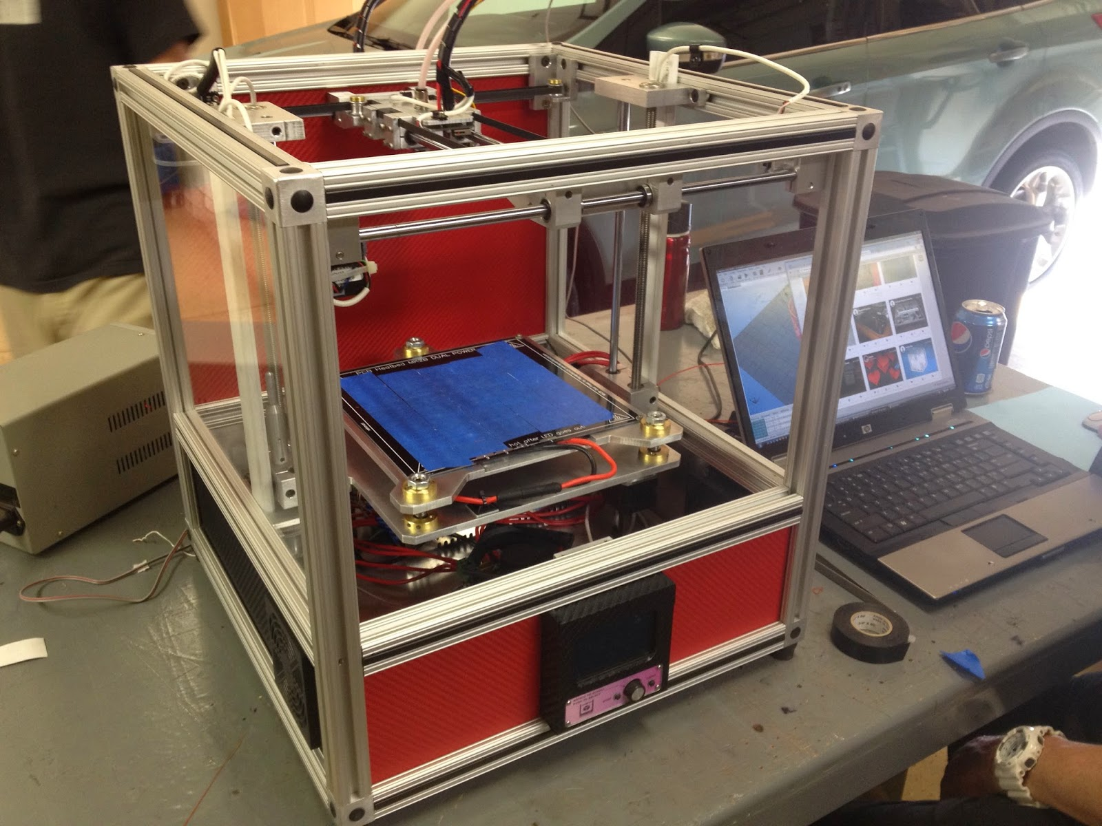 Roboslave 3d Printer