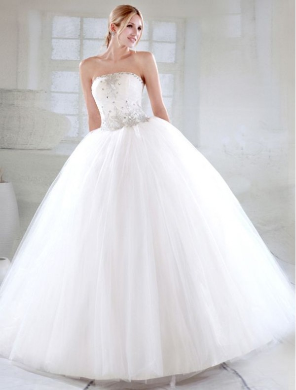 Rainingblossoms new arrivals for you for Big tulle ball gown wedding dress