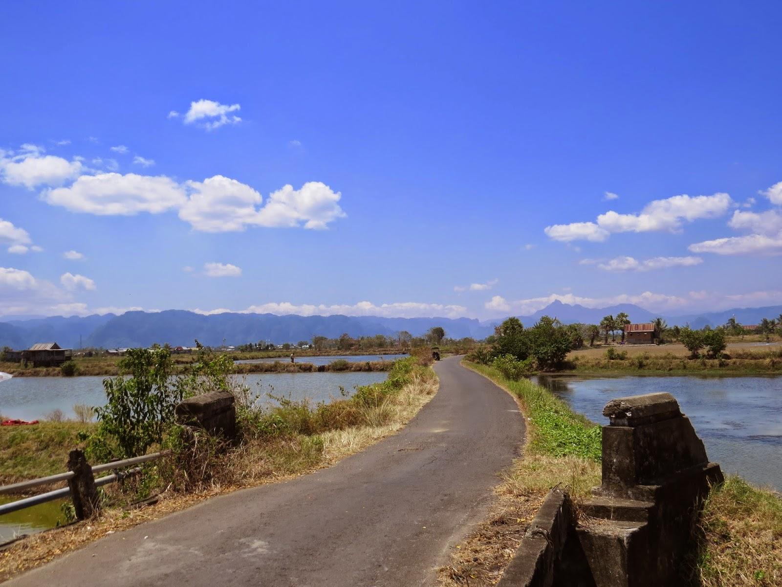 Indahnya Kampung Halaman Kami (Foto by Admin)