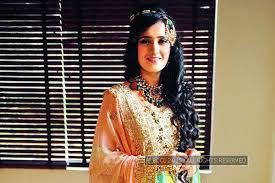 Pankhuri Awasthy Pemeran Razia Sultan
