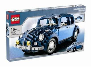 Lego Classic Volkswagen Beetle