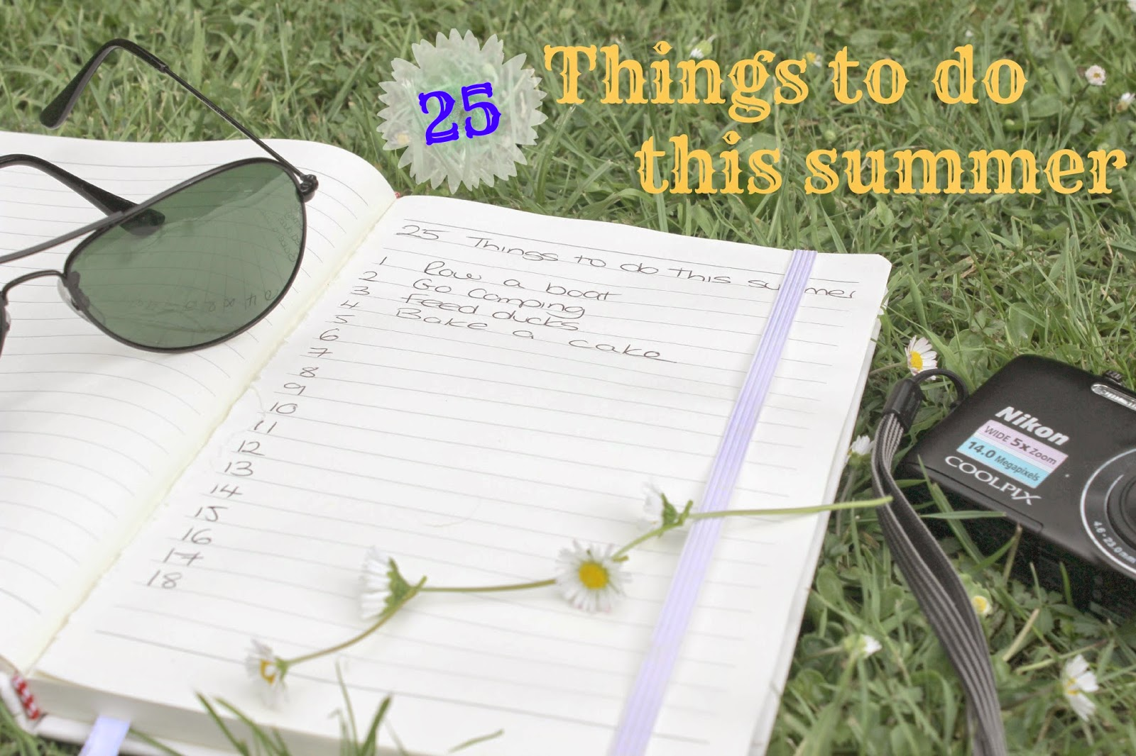 summer, 25 things to do this summer, what to do in summer
