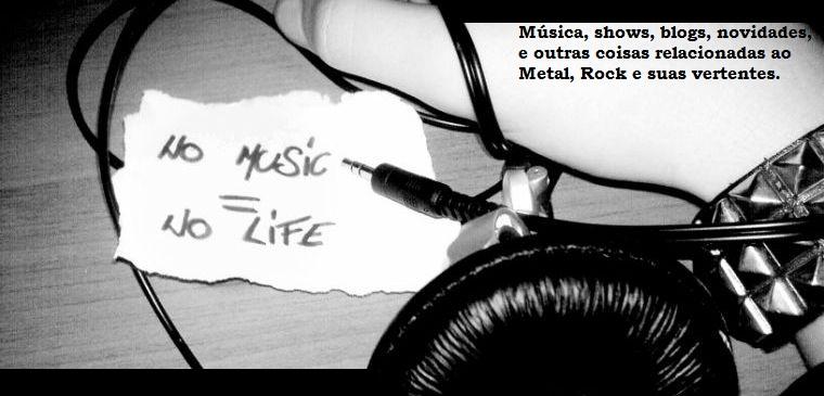 No Music... No Life.